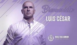 Luis César será el entrenador del Valladolid la próxima temporada