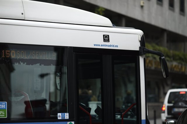 Autobuses, autobús de la EMT, Empresa Municipal de Transporte