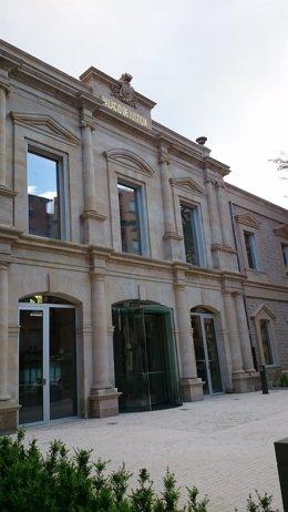 Nuevo Palacio de Justicia de La Rioja