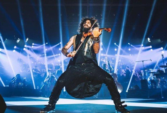 Ara Malikian pone a la venta las entradas de su concierto en Cartagena