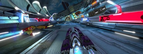 Wipeout omega collection videojuegos carreras naves playstation 4 ps4