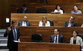 El Presidente de Asturias responde a Podemos que las CCAA no tienen capacidad regulatoria sobre los bancos