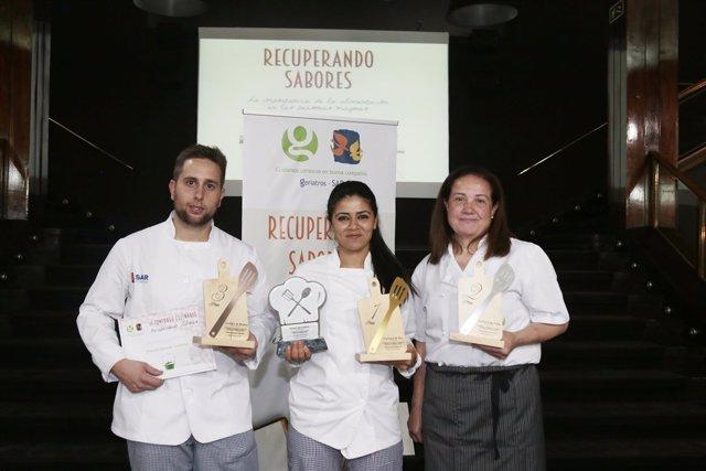 Concurso de cocina Geriatros-SARquavitae