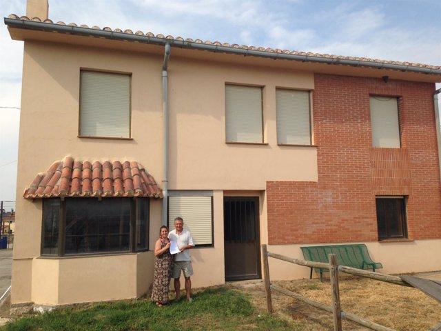 Casa El Redal que habilitará el GS Monte Clavijo