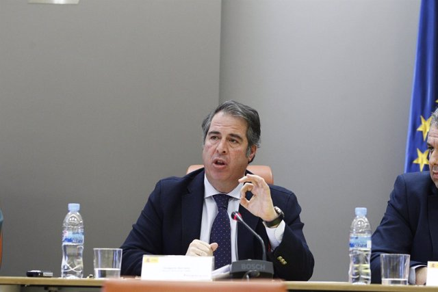 El director general de Tráfico, Gregorio Serrano