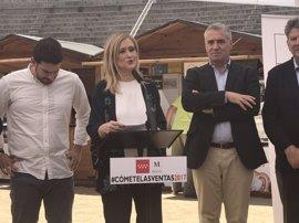 """Cifuentes espera que Mato y Mayer sean cesados este fin de semana y denuncia la """"doble vara de medir"""" de Podemos"""