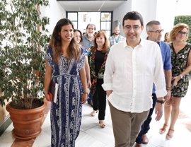PSOE-A y Podemos presentan su primera ley conjunta, sobre el colectivo Lgtbi, sin cerrar la puerta a nuevos acuerdos