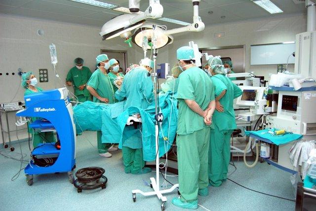 Operación Quirúrjica