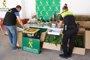 Foto: La Guardia Civil interviene 700 plantas de marihuana en Riba-roja y Montserrat