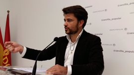 """Beltrán Pérez anuncia un """"cambio de ritmo"""" en el PP para una oposición """"más visible y claramente identificable"""""""