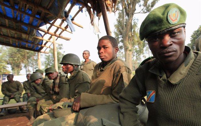 Militares de República Democrática del Congo