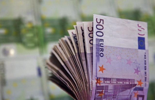 Billetes de 500 euros