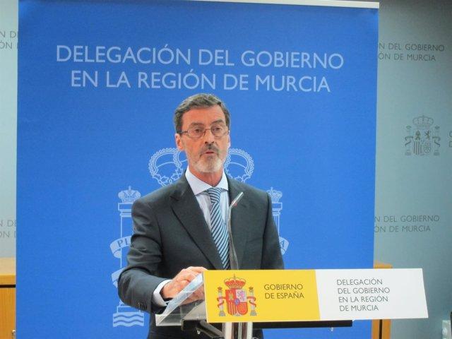 Antonio Sánchez-Solís, En La Rueda De Prensa