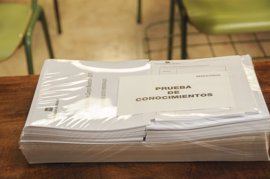 Cerca de 28.000 aspirantes a maestro realizan este sábado las oposiciones para optar a las 1.400 plazas docentes