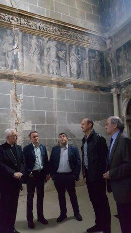 Np. La Dpz Invertirá Casi 400.000 Euros En La Restauración De La Capilla De La P