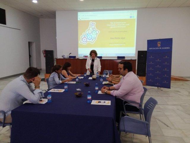 El curso desarrollado en Berja se ha centrado en la internacionalización.