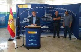 """Alberto López-Asenjo afirma que el objetivo del Gobierno es intentar aumentar las reservas marinas """"al menos"""" una al año"""