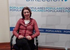 """Severa González (PP): """"El delegado del Gobierno hizo lo correcto para mantener el orden público"""""""