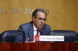 """Ossorio dice que no se informó al Canal ni al Gobierno de los negocios en América cuando """"deberían haberlo hecho"""""""