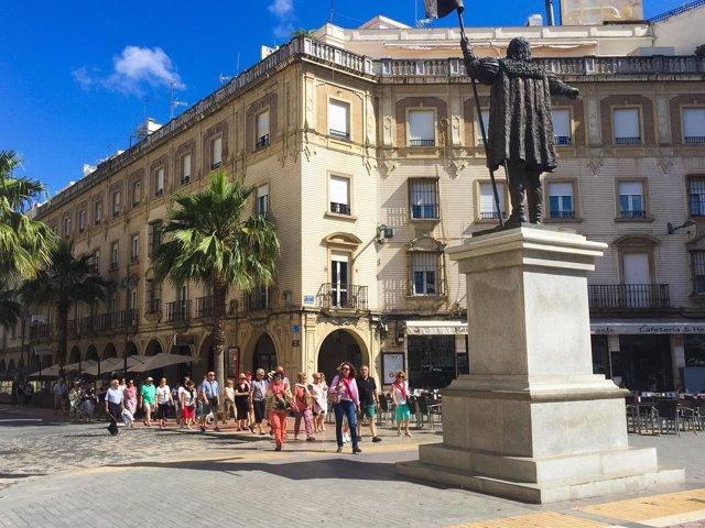 Nota De Prensa Y Audio Presidente Patronato De Turismo Sobre Datos Ine Mayo