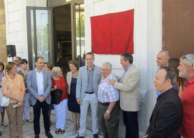 Inauguración del mercado 'Puerta de la Carne'
