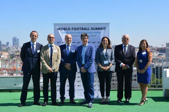Presentación del II World Football Summit