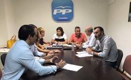 """Bonig: La Gestora del PP de Valencia """"estará en breve"""" y, si se """"calma"""" la situación, se convocará el Congreso"""