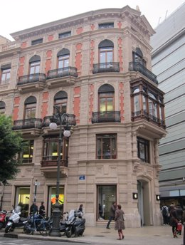 Edificio de Apple en Valencia