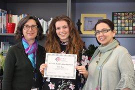 Una estudiante de Odontología del CEU Cardenal Herrera logra una beca de la Fundación Pierre Fauchard