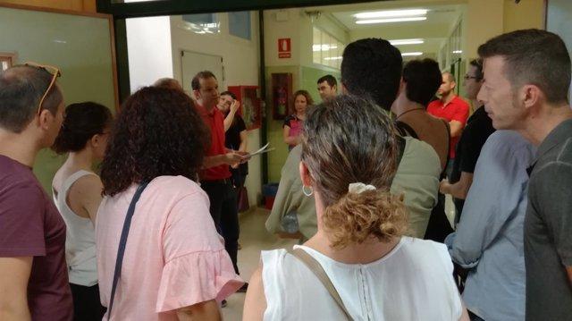 Oposiciones docentes