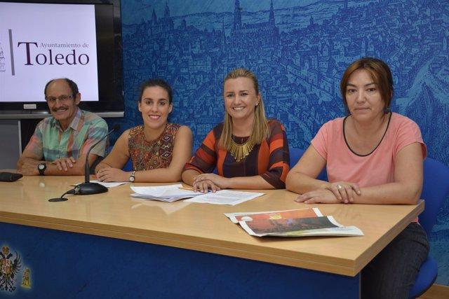 Np/Fotos: El Ayuntamiento Y Asociaciones Vecinales Del Polígono Presentan Un Pro