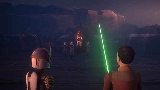 Summer Rebel Nights: El verano de Star Wars en Disney XD
