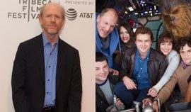 """Ron Howard, nuevo director del spin-off de Han Solo: """"Al principio Star Wars me pareció una locura"""""""