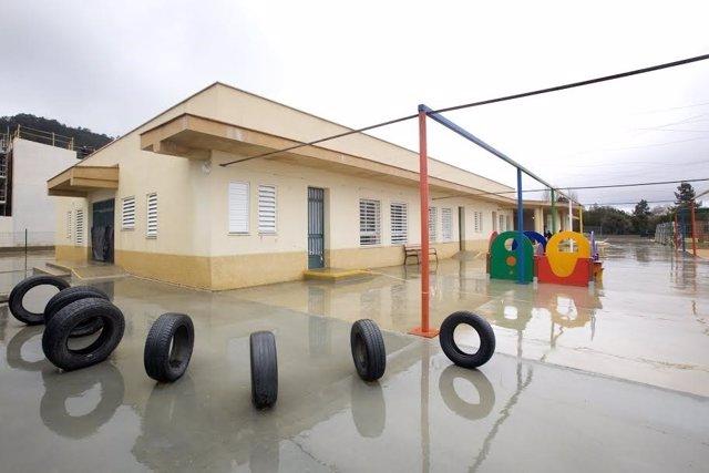 Escuela Infantil 'La Julianita' de Aracena.
