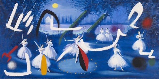 Les ballarines