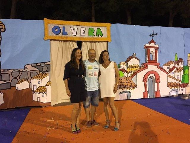 La delegada de Educación clausura el curso escolar en Olvera