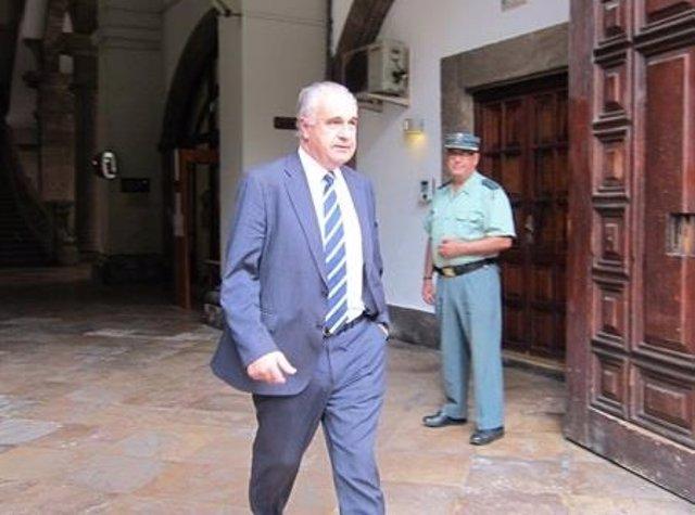 El exconseller Rafael Blasco en imagen de archivo