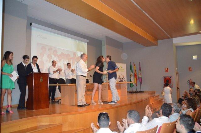 Clausura del curso de Fernando Quiñones de la Diputación