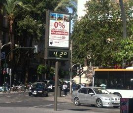 La Vega del Segura, en aviso de nivel naranja por altas temperaturas