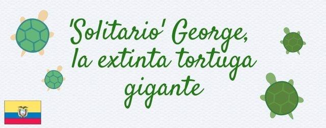 'Solitario' George, La Extinta Tortuga Gigante De Ecuador