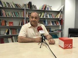 """El PSOE busca """"generar confianza"""" entre Cs y Podemos antes de estudiar una moción de censura"""