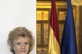 La Defensora del Pueblo cree que la UE merece el Premio de la Concordia y pide que refuerce su política común de asilo