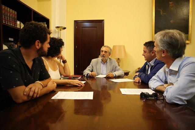 PSOE pide la adhesión de Sevilla al Manifiesto del Día del Cooperativismo