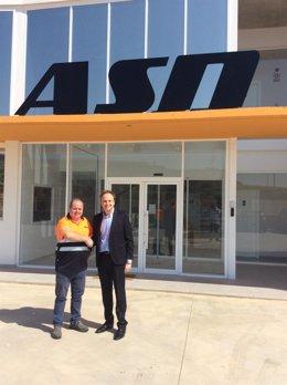 Redexis Gas proveerá de gas natural a la nueva planta ASN.