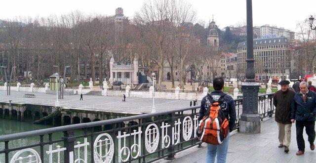El Arenal de Bilbao.