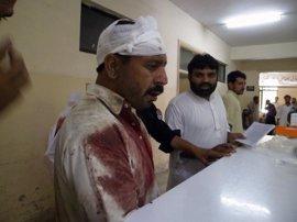 Yihadistas suníes asumen la autoría de los atentados en Parachinar mientras el balance de muertos sube a 57