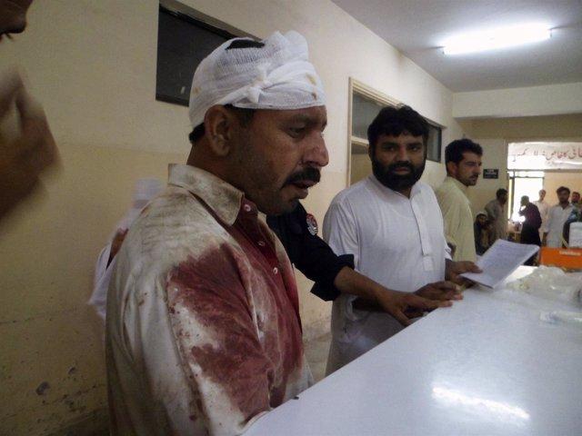 Explosión en Parachinar (Pakistán), 26 de junio