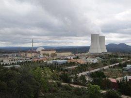 La Guardia Civil realiza un ejercicio de seguridad en la Central Nuclear de Trillo