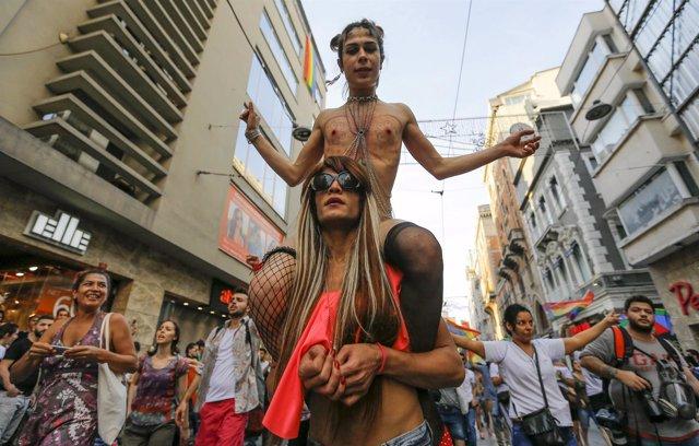 LGBT en Estambul