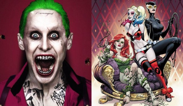 El Joker y Gotham City Sirens